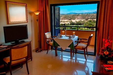 Concentraciones deportivas en Hotel Golf Campoamor I
