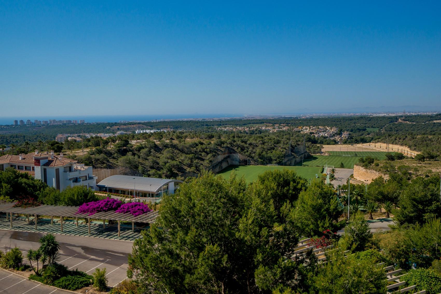Sport Centre view