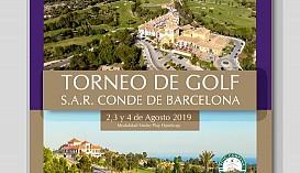 Inscripciones abiertas XXVIII Torneo Alteza Real Conde de Barcelona