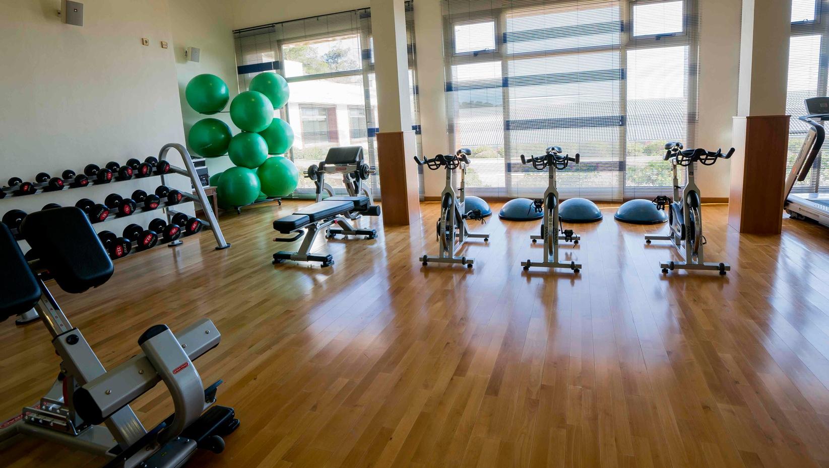 Gym Hotel II