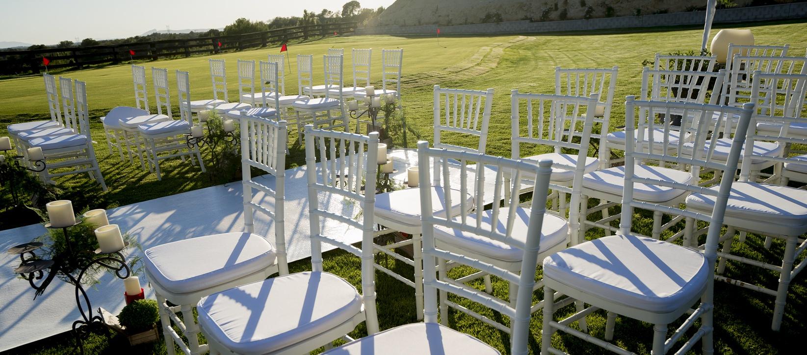 Ceremonia terraza Green