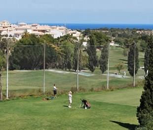Alquiler + golf